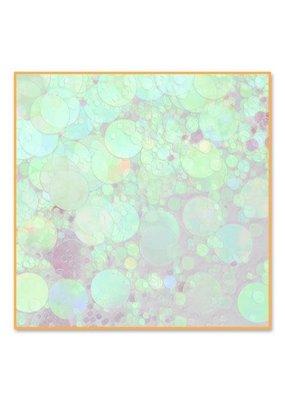 ****Iridescent Polka Dots Confetti .5oz Bag