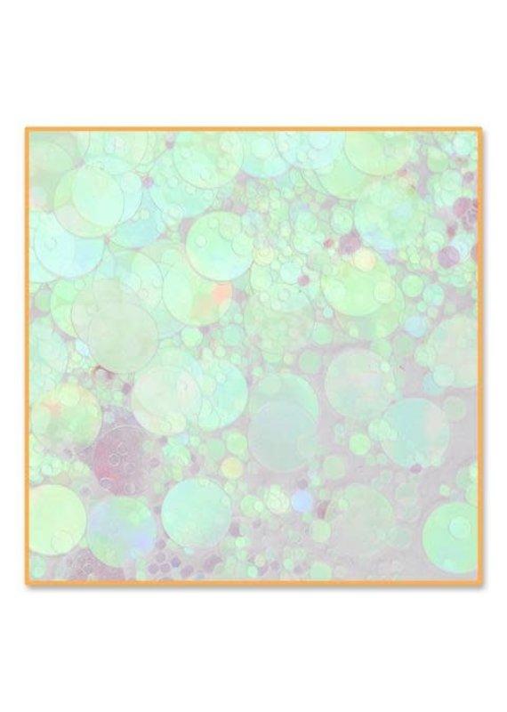 *****Iridescent Polka Dots Confetti .5oz Bag