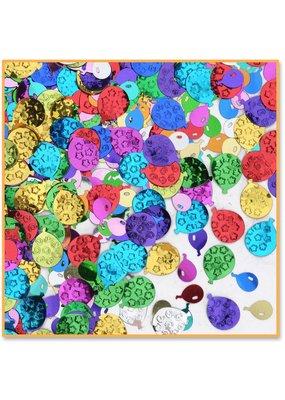 ***Balloon Party Confetti .5oz Bag