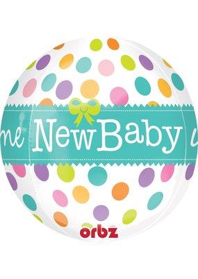 ***New Baby Orbz Balloon