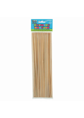 ***Bamboo Skewers 100ct.
