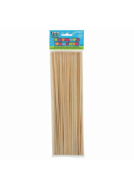 ****Bamboo Skewers 100ct.