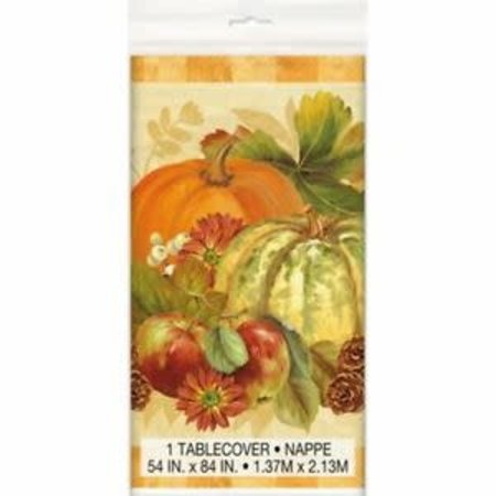***Pumpkin Harvest Tablecover