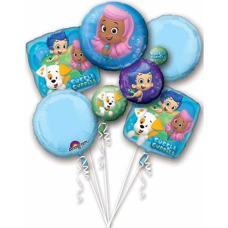 ***Bubble Guppies Balloon Bouquet
