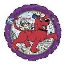 "***Clifford the Big Red Dog 18"" Mylar Balloon"