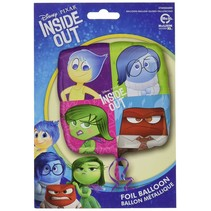 """***Inside Out 18"""" Mylar Balloon"""