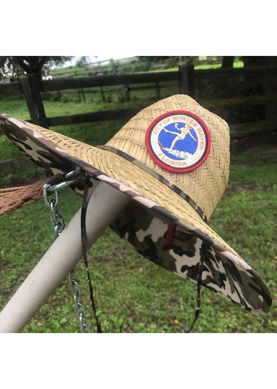 *****Winter Haven Straw Hat (Adult)