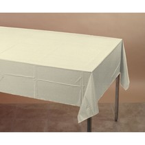 ***Ivory 54x108 Rectangle Tablecover