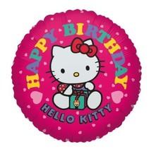 """***Hello Kitty Birthday 18"""" Mylar Balloon"""