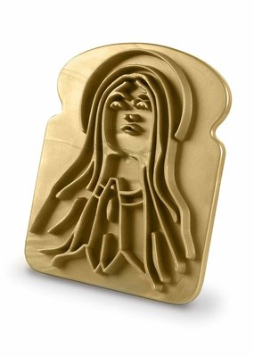 Fred & Friends ***Holy Toast Miracle Bread Stamp