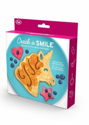 Fred & Friends ***Crack a Smile Unicorn Breakfast Mold