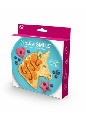 Fred & Friends ***Crack a Smile Unicorn Breakfast Mold