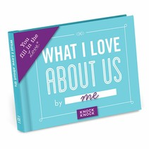 ***What I Love About Us Fill In Book