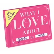 ***What I Love About You & Me Fill In Book