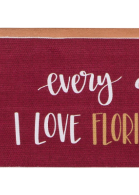 Glory Haus ***Everyday I Love Florida State