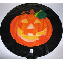 ***Perfect Pumpkin Mylar Balloon