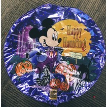 "***Mickey Happy Haunting 18"" Mylar Balloon"