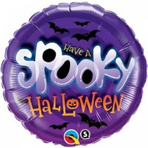 ***Have a Spooky Halloween Mylar Balloon