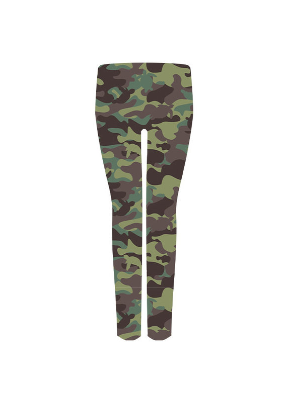 ***Camo Leggings