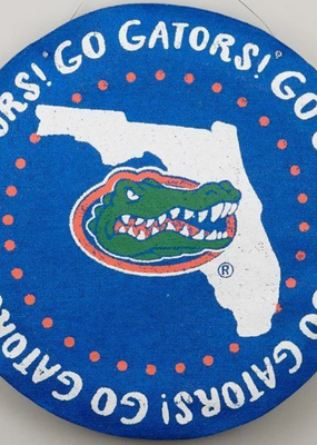Glory Haus ***University of Florida Gators Burlee Door Hanger