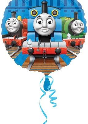 """***Thomas the Train 18"""" Mylar Balloon"""