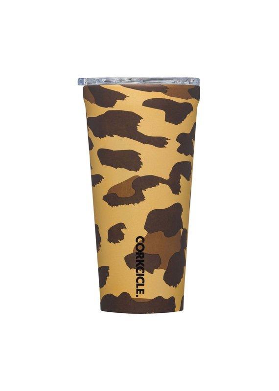 Corkcicle ****Corkcicle Leopard 16oz Tumbler