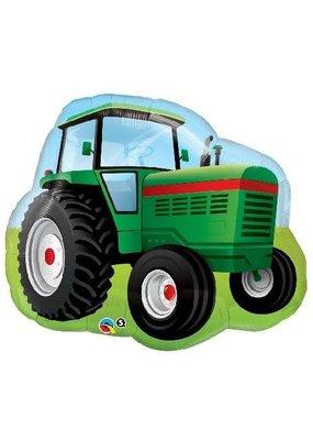 "***Tractor Large 34"" Mylar Balloon"