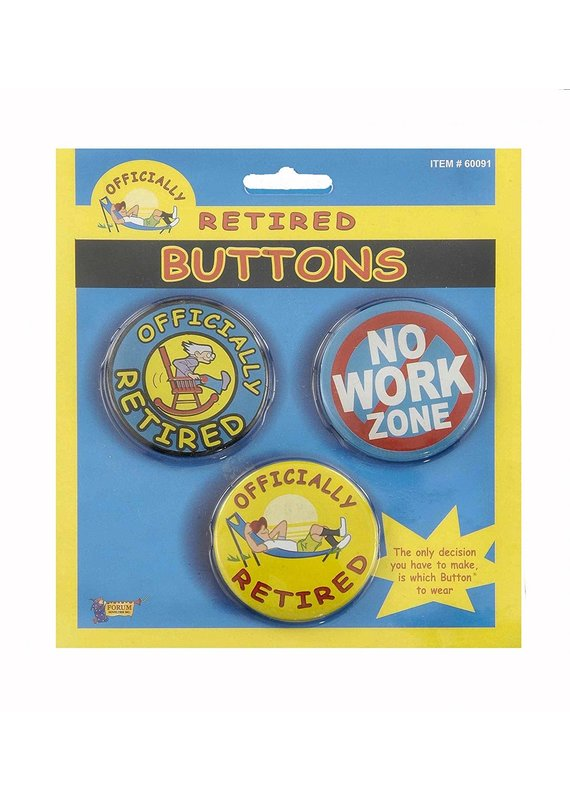 ****Officially Retired Buttons