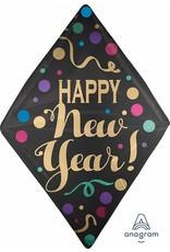 ***Happy New Year Anglez Balloon