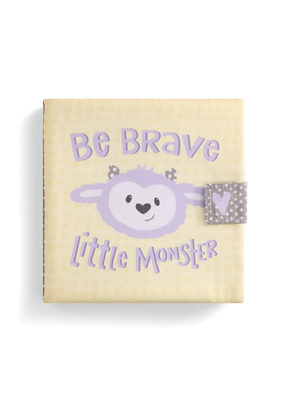 ***Be Brave Little Monster Soft Book