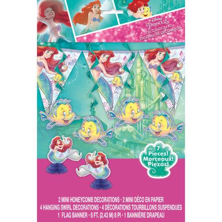 ***Little Mermaid Decor Kit