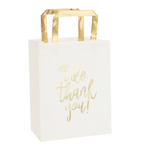 ***I Do, Thank You Favor Bag