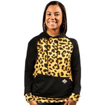 ***Cheetah Hoodie