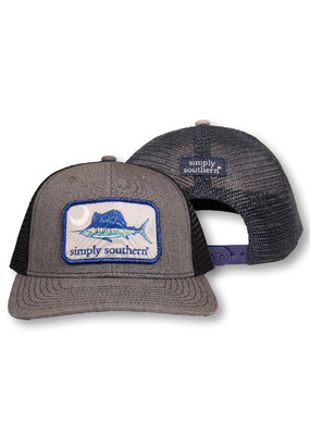 ***Simply Southern Marlin Hat