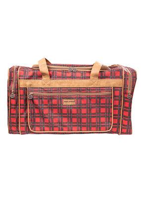 ***Tartan Duffle Bag