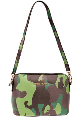 ***Simply Southern Camo Satchel