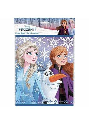 ***Frozen 2 Loot Bags 8ct
