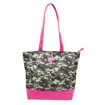 ***Pink Camo Tote Bag