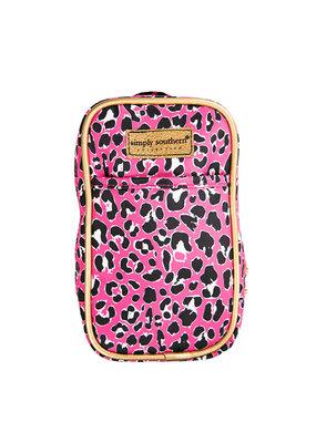 ***Pink Leopard Phone Purse