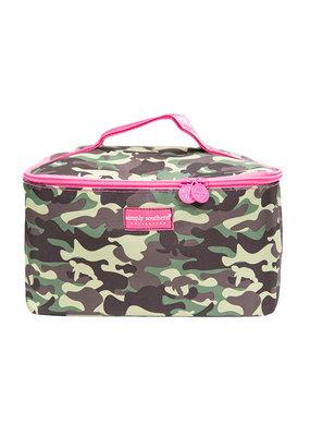 ***Pink Camo Glam Bag
