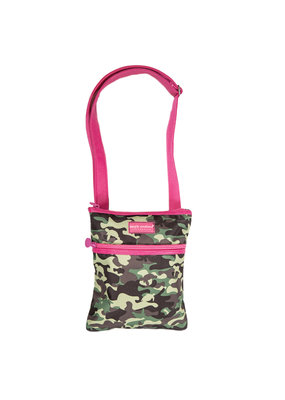 ***Pink Camo Crossbody Bag