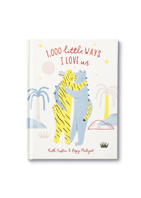 ***1,000 Little Ways I Love You Book