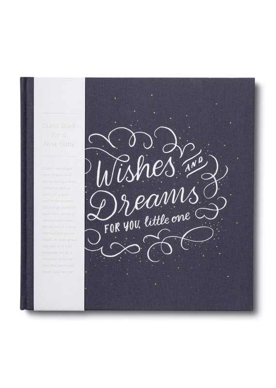 ***Wishes and Dreams for You, Little One Book