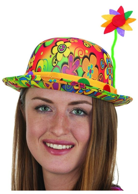 Jacobson Hat Company ***Peace Clown Hat
