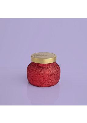 Capri Blue ***Capri Blue Volcano  Red Glam Petite Jar, 8 oz