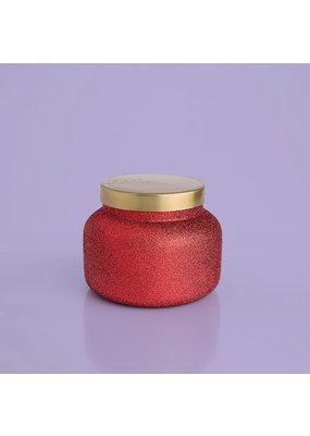 Capri Blue ***Capri Blue Volcano Red Glam Petite Jar, 19 oz