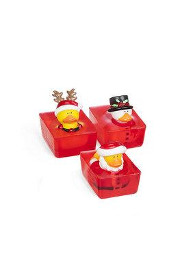 Heartland Fragrance ***Christmas Snowman &  Santa Duck Toy Soap