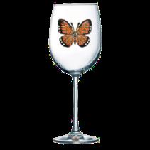 ***Monarch Stemmed Wine Glass