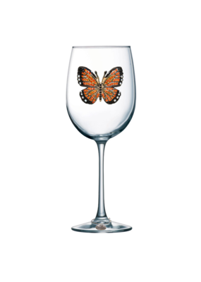 Queen's Jewels ***Monarch Stemmed Wine Glass