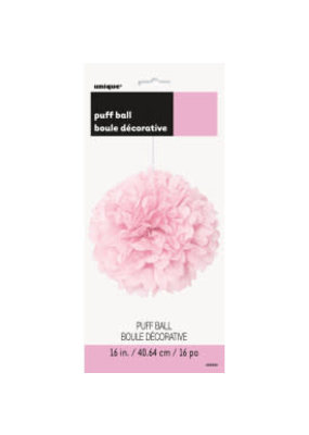 "***Pastel Pink 16"" Puff Decoration"